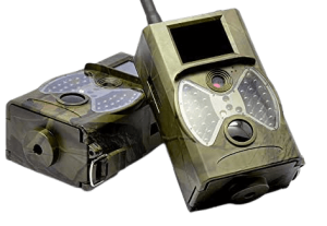 Generic Game Hunting Camera 'Wildview' - 1080p HD, PIR Motion Detection, Night Vision, MMS Viewing, 2 Inch Screen