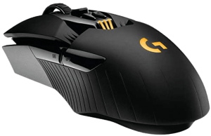 Logitech G900 Chaos Spectrum Professional Grade Wired/Wireless Gaming Mouse, Ambidextrous Mouse