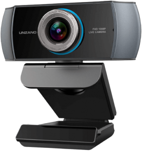 Wide Angle USB Computer Camera with Facial-Enhancement Technology
