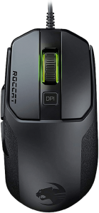 ROCCAT Kain 100 Aimo RGB PC Gaming Mouse - Black