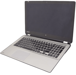 Toshiba Flagship 2-in-1 Convertible Tablet UltraBook 15.6